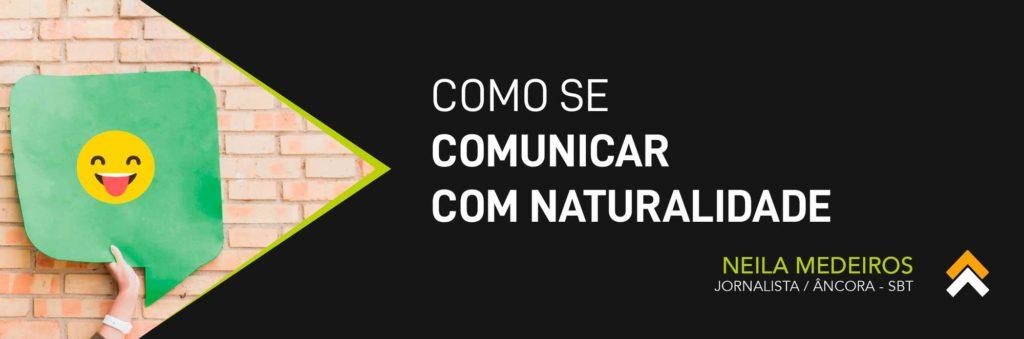 Como se Comunicar com Naturalidade