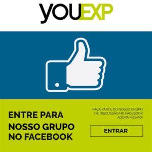 YOUEXP no facebook